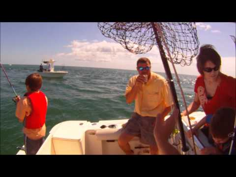 Sheepshead and Pompano Fishing (Orange Beach, Alabama)