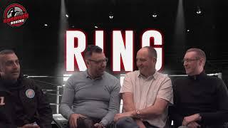 RING TALK - EPISODE 21 - GOODWIN BOXING- 19th April 2018