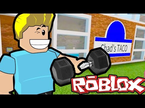 Roblox / Perfect Beach Body! / Gym Tycoon / Gamer Chad Plays