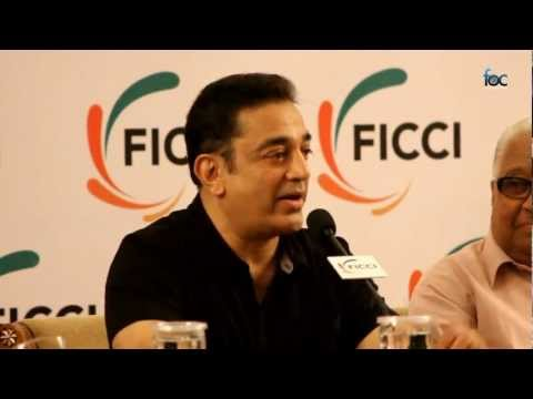 Kamalhassan at FICCI Conference | 2.10.2012