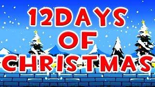 mười hai ngày giáng sinh | nhac thieu nhi hay nhất | Twelve Days Of Christmas | Kids Channel Vietnam
