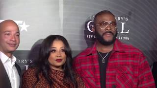 Tyler Perry, BET host premiere of 'Sistas', 'The Oval' in Atlanta