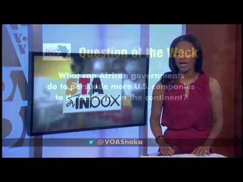 Straight Talk Africa - VOA's Mariama Diallo's Social Media Report on Doing Business in Africa