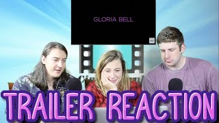 Gloria Bell TRAILER REACTION #A24 #trailerreaction  #trailer #youtube #movies