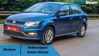 Volkswagen Ameo Diesel Review | MotorBeam