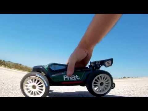 Losi Mini 8ight buggy 2s - 65kmh