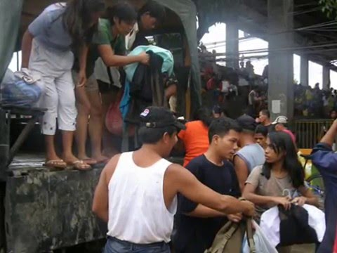 Cagayan de Oro flash flood - Jan  3, 2009