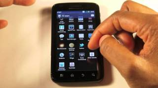 Motorola Atrix 4G Official Gingerbread Review (2.3.4)