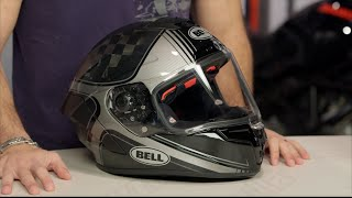 Bell Pro Star Helmet Review at RevZilla.com