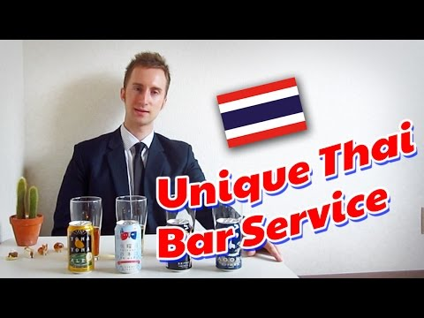 Thai Bars Girls Provide a Unique Service ★ SoloTravelBlog