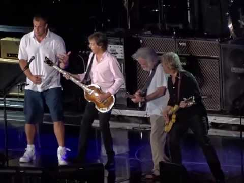 Paul McCartney - Helter Skelter - Fenway Park, Boston 7-17-2016