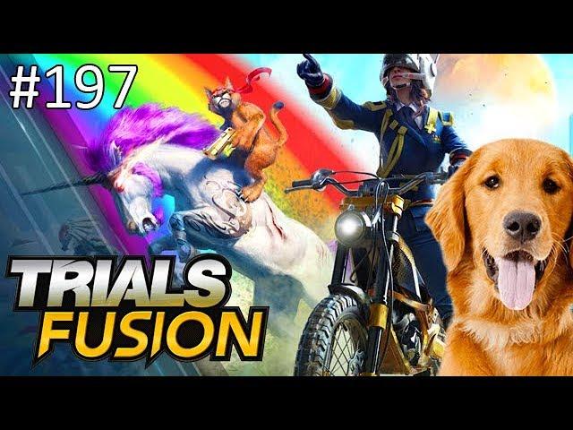 Air Buds - Trials Fusion w/ Nick