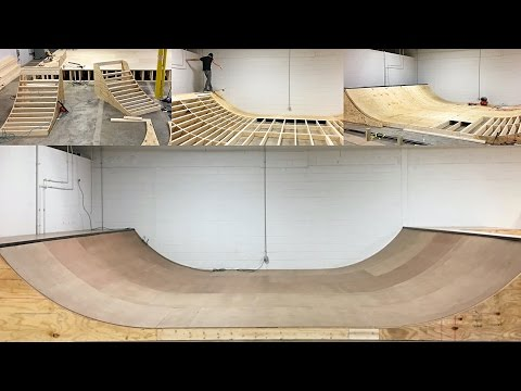 The Birth Of The Shredquarters Mini Ramp
