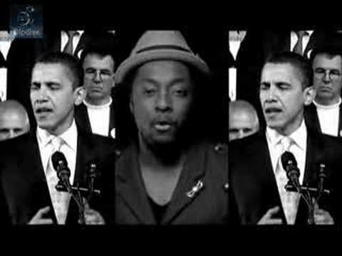 YES WE CAN - Music Video Barack Obama
