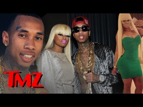 How Much Does Tyga Hate His Baby Mama?