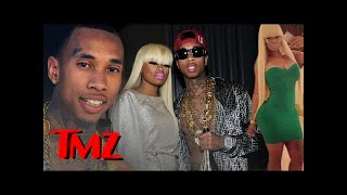 How Much Does Tyga Hate His Baby Mama? | TMZ