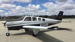 Beechcraft A36 Bonanza - A New User Review