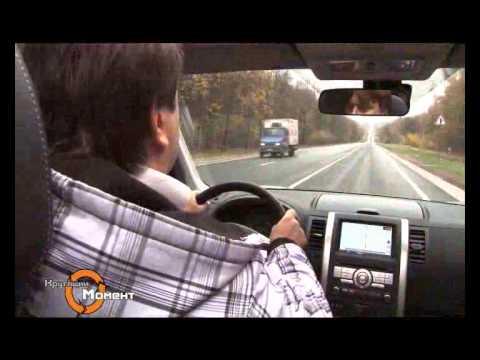 Крутящий Момент. Тест драйв Nissan X-Trail