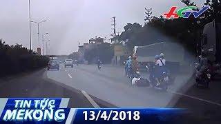 2 vụ thoát chết hi hữu | TIN TỨC MEKONG – 13/4/2018