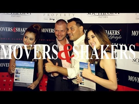MOVERS & SHAKERS | FRI APR 25th | RENAISSANCE BANGKOK RATCHAPRASONG HOTEL
