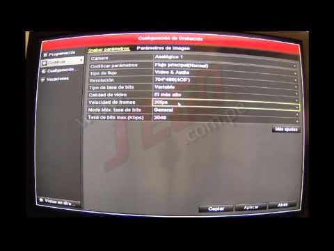 Tutorial Plataforma HIKVISION DVR Serie ST - SEGO