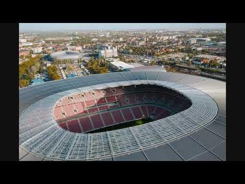 BUDAPEST - Puskas Arena  6 October 2019 update
