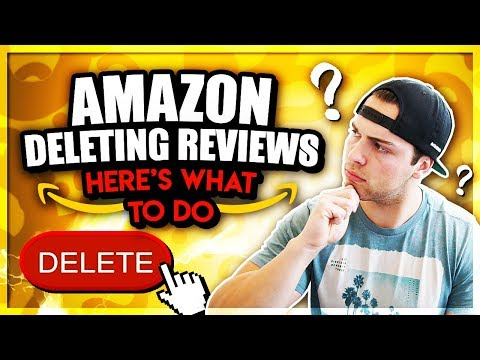 AMAZON IS DELETING ALL MY REVIEWS! HOW TO GET REVIEWS SAFELY