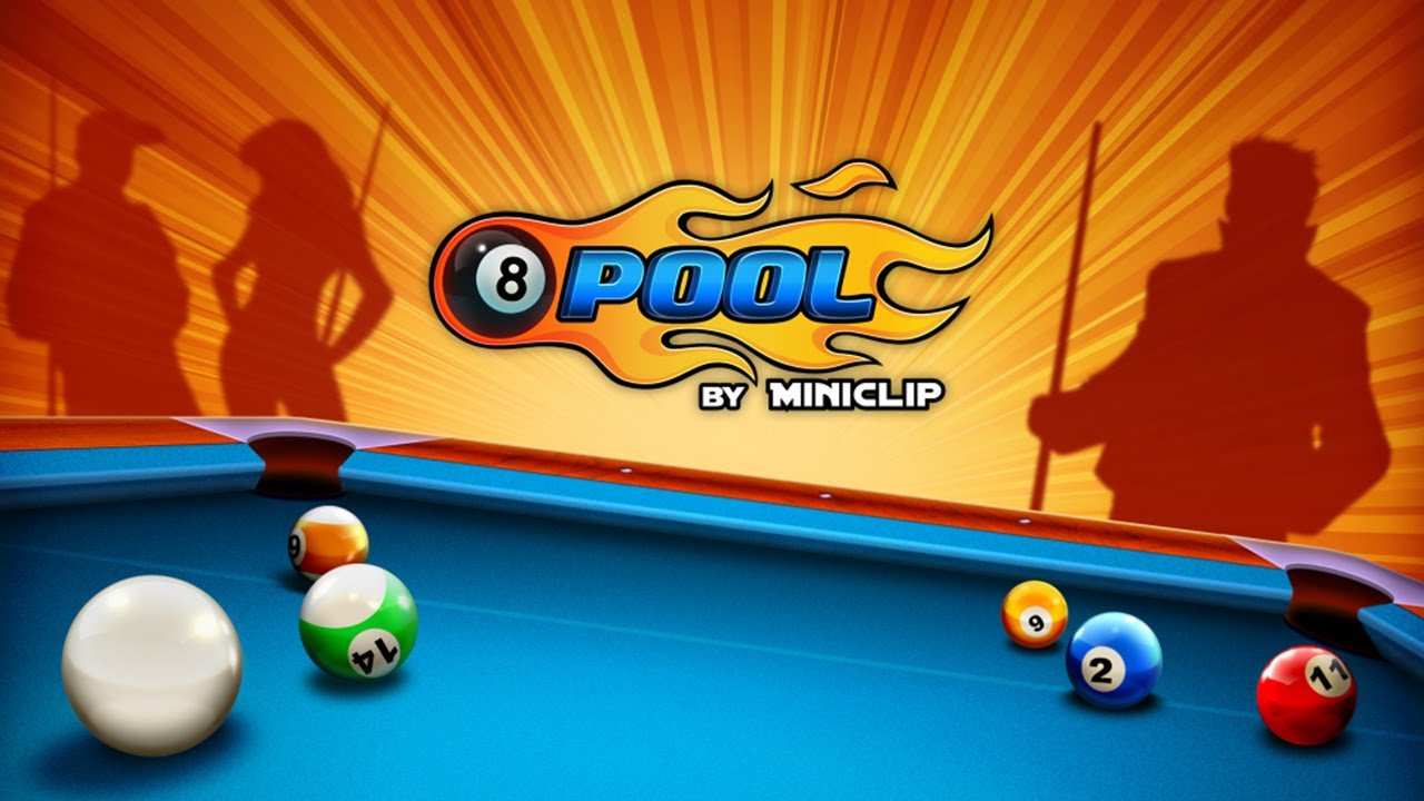 game of 8 ball pool
