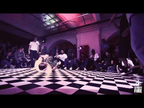 Mafia13 vs Robin & Slav | Final Reebok Street Fire Moscow