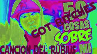 Copia de CANCION DEL RUBIUS   I GOT BITCHES link de descarga