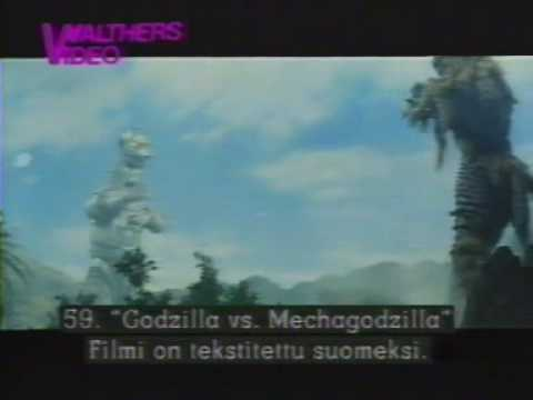Godzilla vs. Mechagodzilla is listed (or ranked) 48 on the list The Best Robot & Android Movies