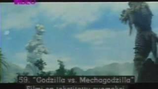 English trailer of Godzilla vs. Mechagodzilla