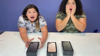 iPhone 11 PRO Slime Switch Up Challenge