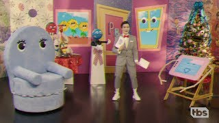 PeeBee's Christmas Nightmare | Christmas On I.C.E. | Full Frontal on TBS