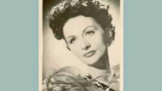 Allerdings, Sprach Die Sphinx - Evelyn Künneke (1949)