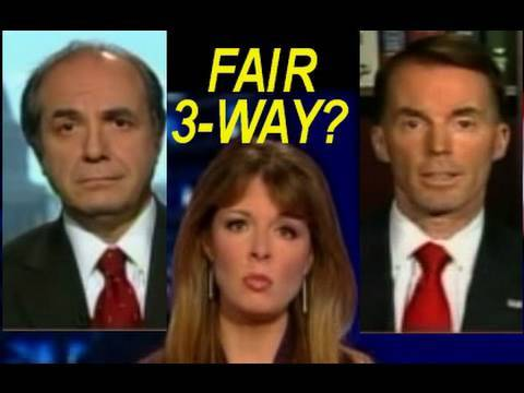 Fox News 3-Way Leaves Liberal Odd Man Out?