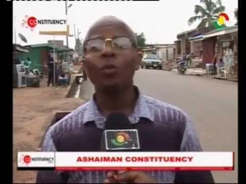 Ashaiman in focus - Constituency Link - 27/6/2016 #1