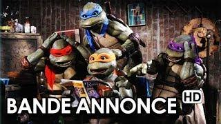 Ninja Turtles - Bande Annonce VF (2014) HD