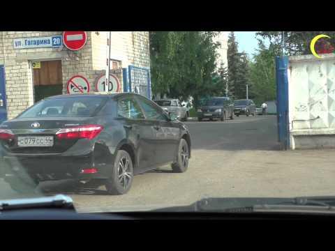 Путешествие в Кострому, серия вторая:Костромские дороги: миф или реальность?