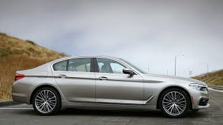 2018 BMW 5 Series - Review and Road Test
