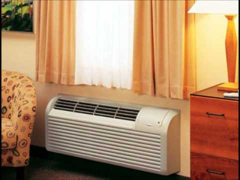 Air Conditioning Systems Served Chilled