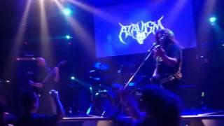 Atavism - Hoggish (Live in Thessaloniki 2014)
