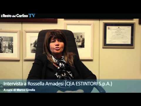 Intervista a Rossella Amadesi (CEA Estintori S.p.A)