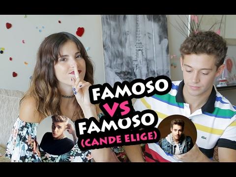 #RUGGELARIA - FAMOSO VS FAMOSO (CANDE ELIGE)