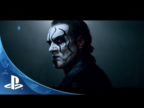 WWE 2K15 Sting Pre-Order Trailer | PS4 & PS3