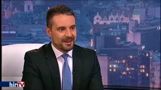 Vona Gábor a Hír Tv Egyenesen c. műsorában (2018.01.29)