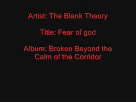 Blank Theory - Fear Of God