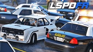 LSPDFR E158 - Cunning Stunts Vehicles | Chase Me