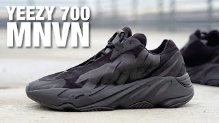 Adidas YEEZY 700 MNVN Triple Black REVIEW & On Feet