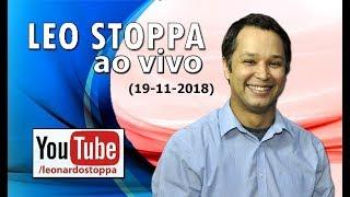 Leo Stoppa ao vivo de 18-11-2018